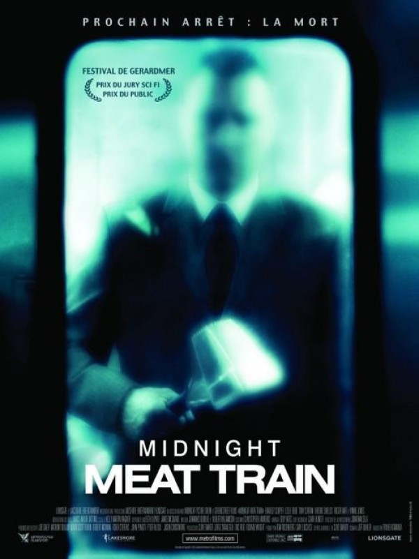 Affiche du film Midnight meat train