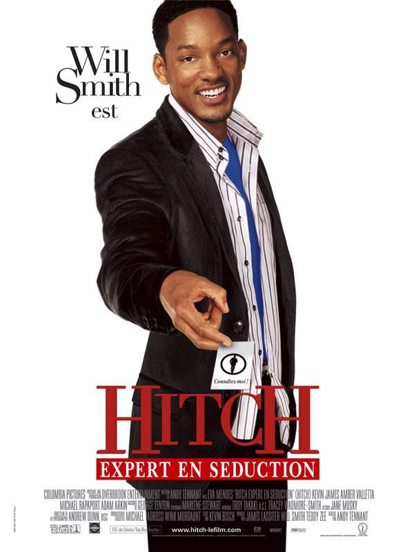 Affiche du film Hitch, expert en séduction