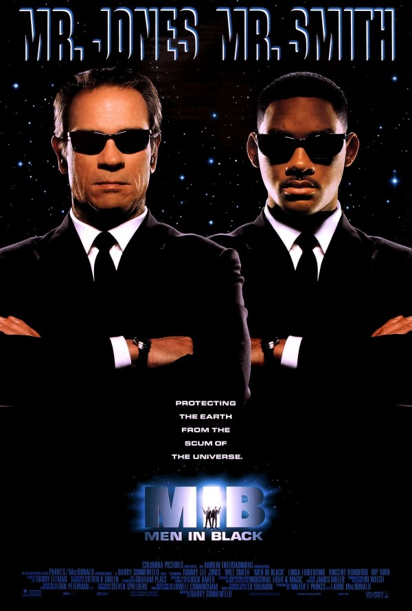 Affiche du film Men in Black