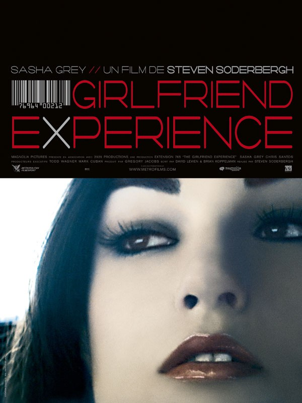 Affiche du film Girlfriend Experience