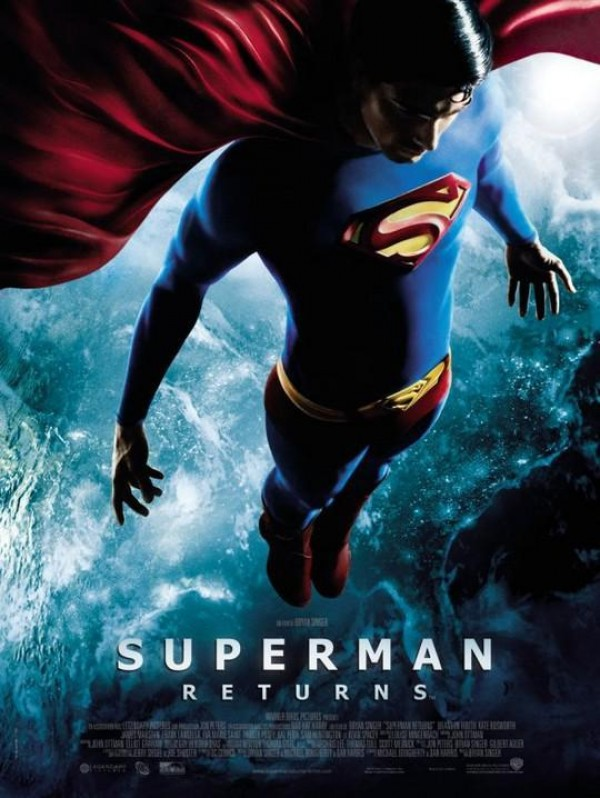 Affiche du film Superman Returns