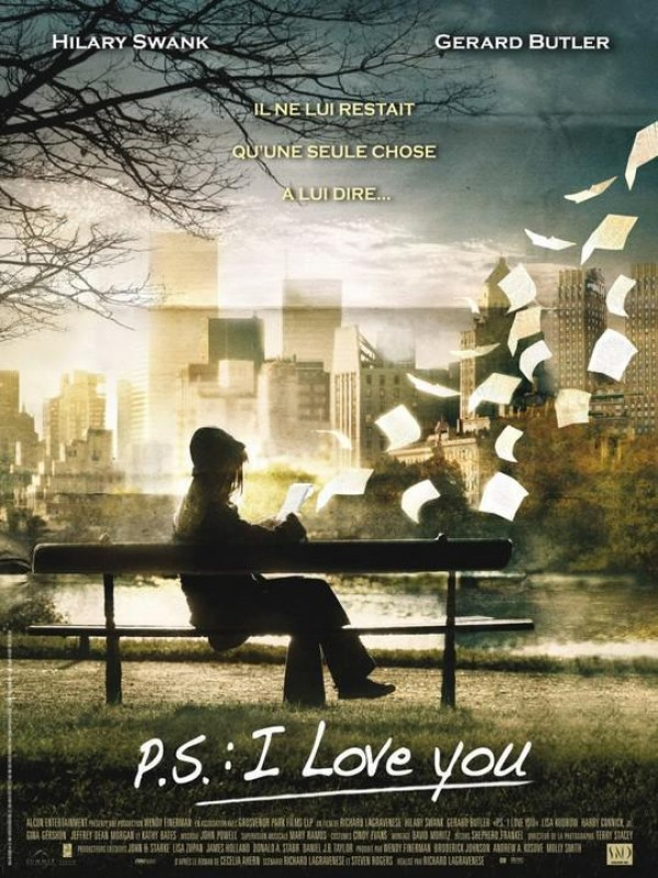 Affiche du film PS : I love you