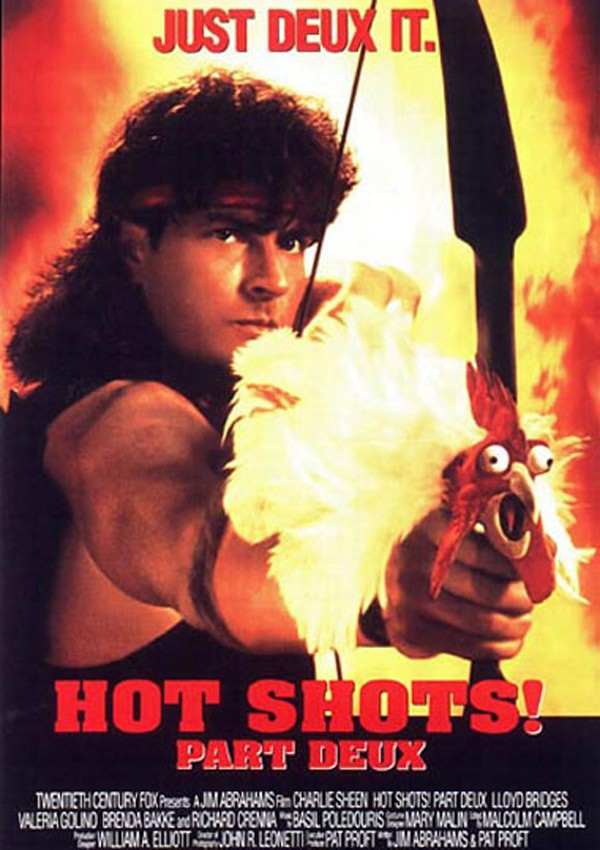 Affiche du film Hot Shots ! 2