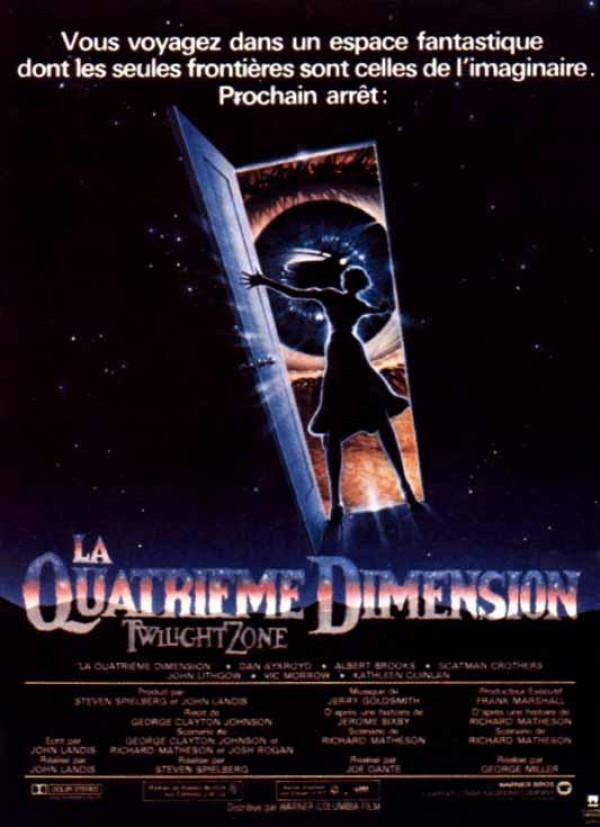 Affiche du film La quatrieme dimension