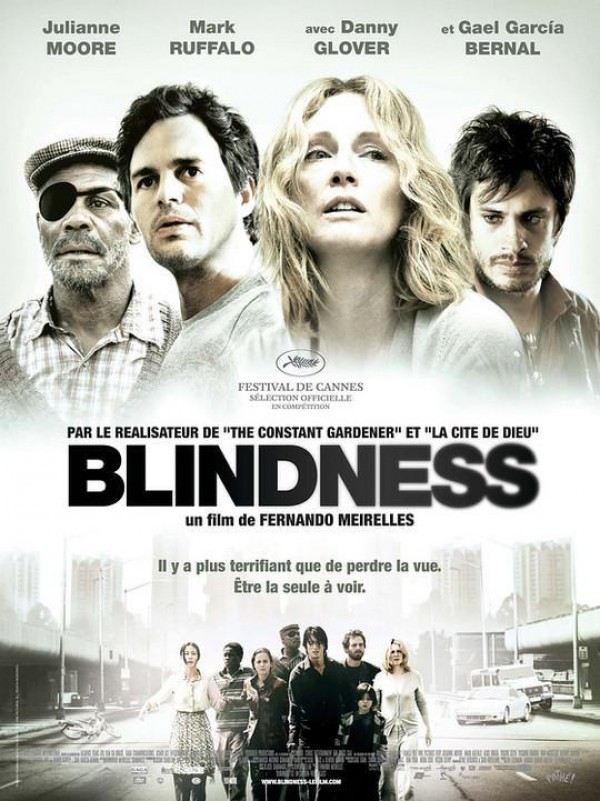 Affiche du film Blindness