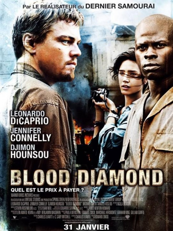 Affiche du film Blood Diamond