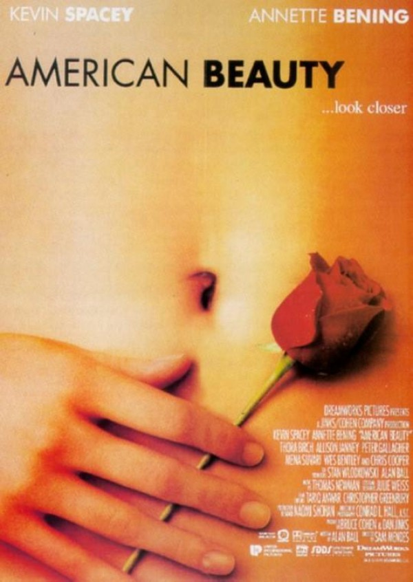 Affiche du film American Beauty