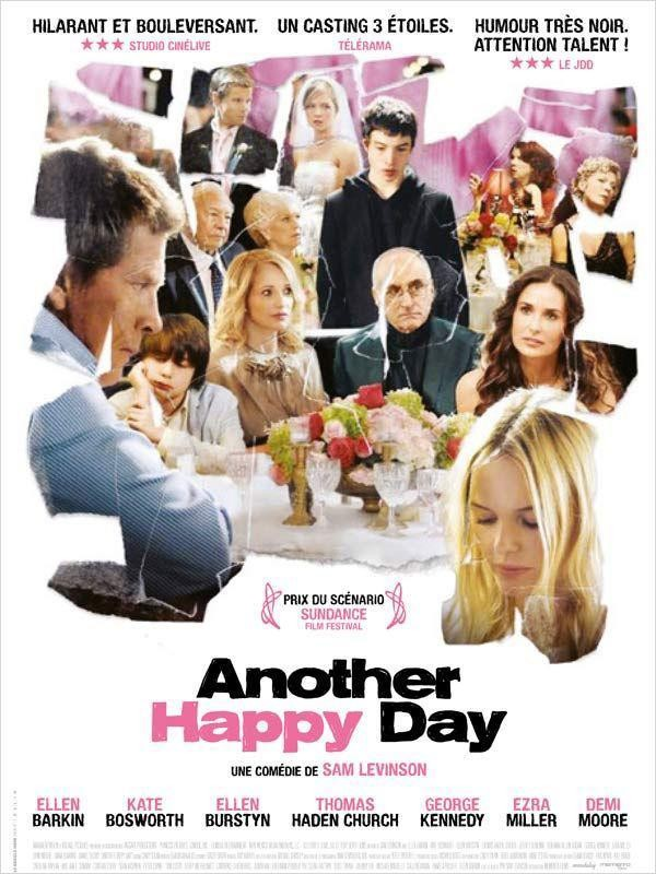 Affiche du film Another Happy Day
