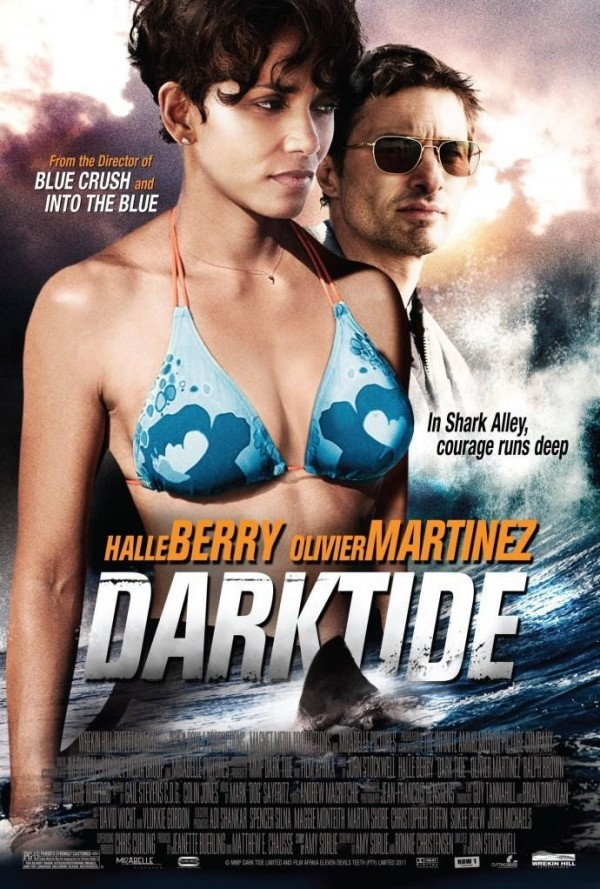 Affiche du film Dark Tide