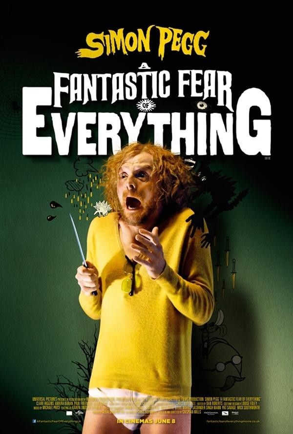 Affiche du film A Fantastic Fear of Everything