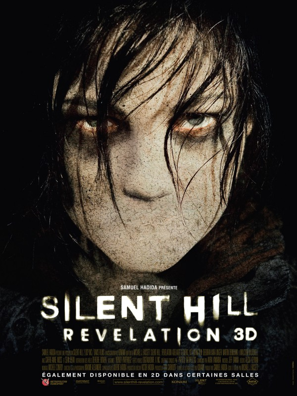 Affiche du film Silent Hill : Revelation