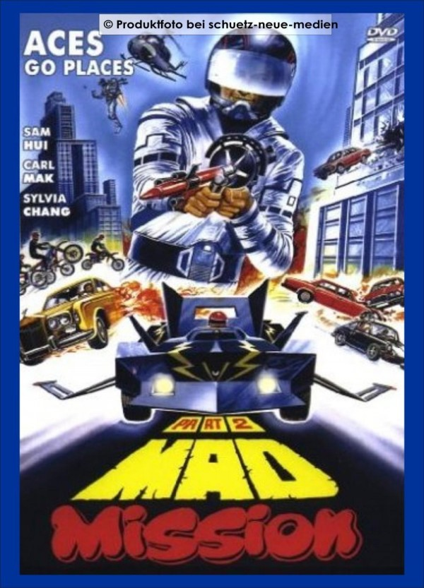 Affiche du film Mad Mission II