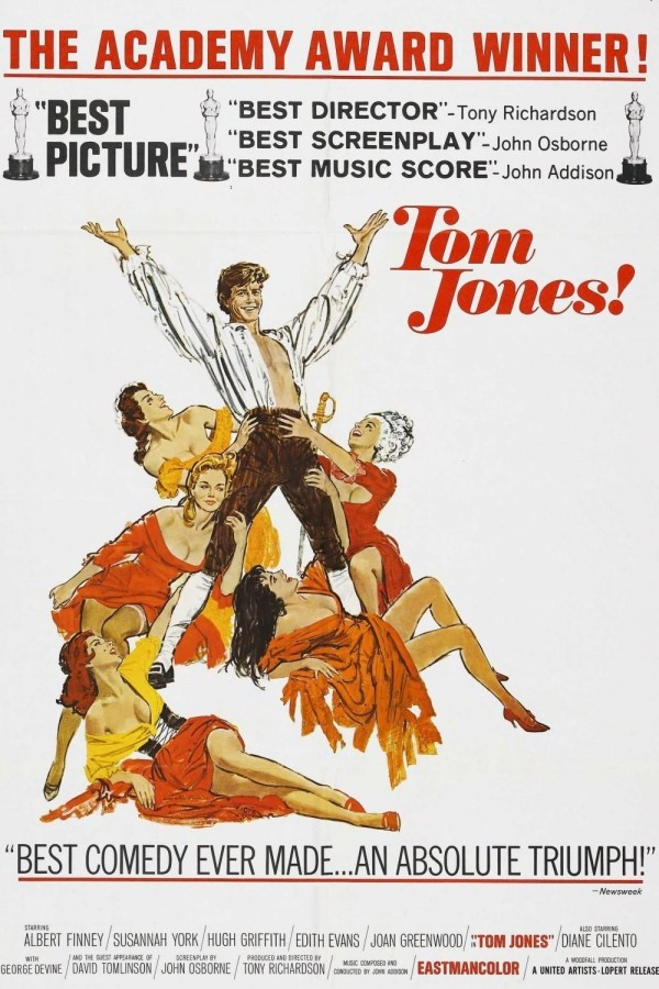 Affiche du film Tom Jones