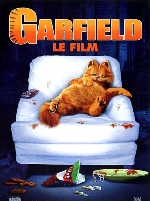 Affiche du film Garfield le film