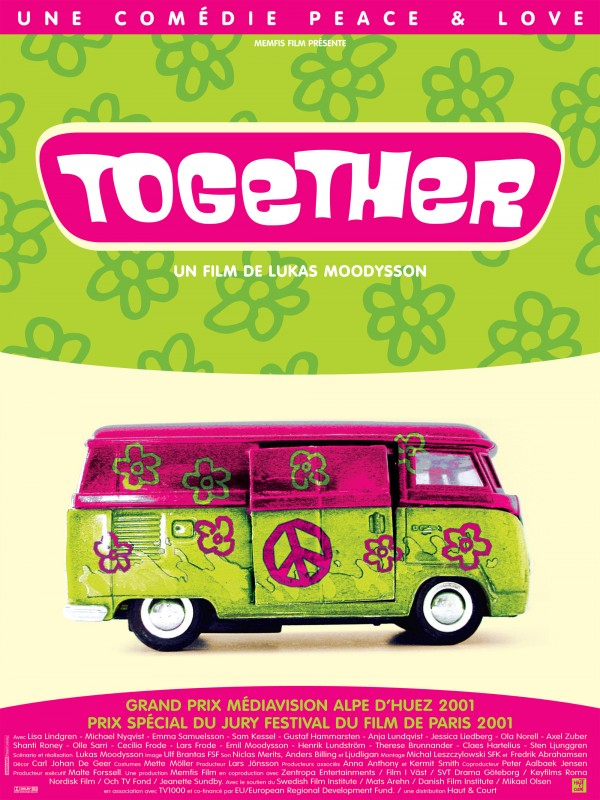 Affiche du film Together