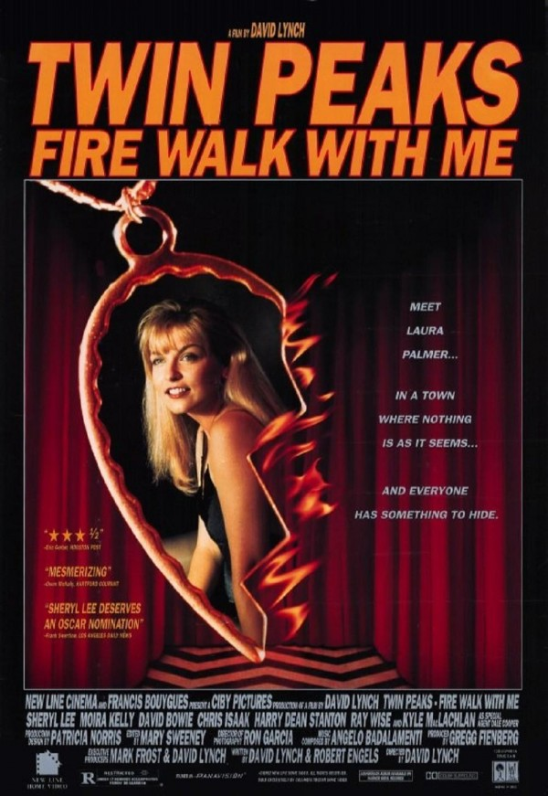 Affiche du film Twin Peaks: Fire Walk with Me