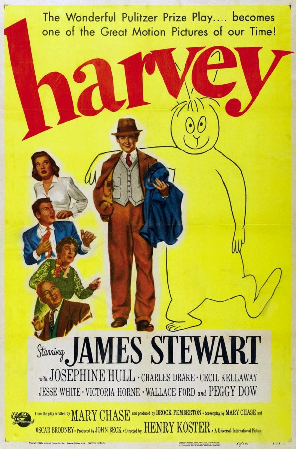 Affiche du film Harvey
