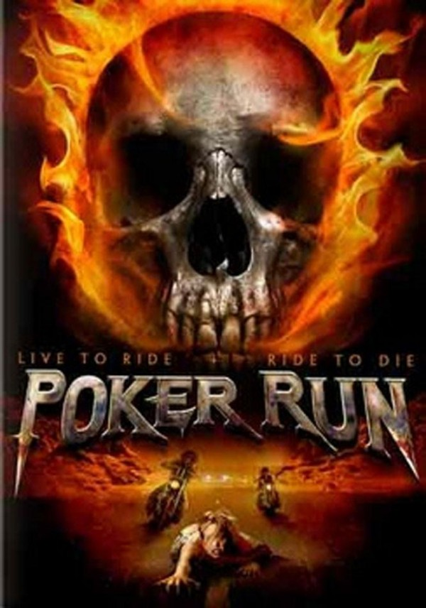 Affiche du film Poker Run