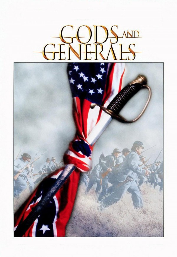 Affiche du film Gods and Generals