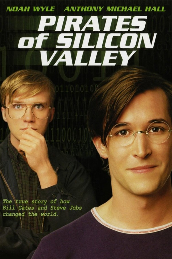 Affiche du film Les Pirates de la Silicon Valley