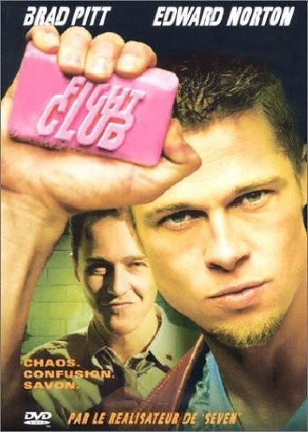 Affiche du film Fight Club