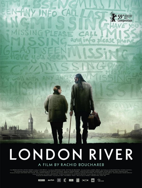 Affiche du film London River