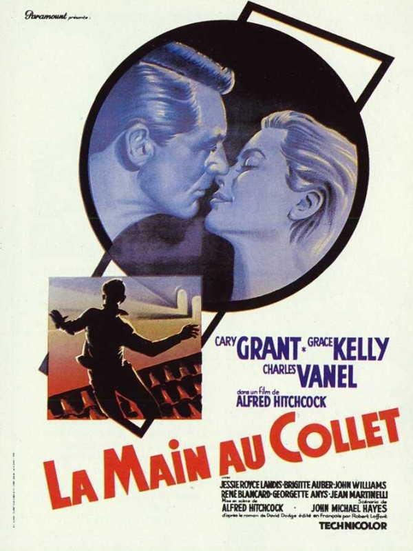 Affiche du film La Main au collet