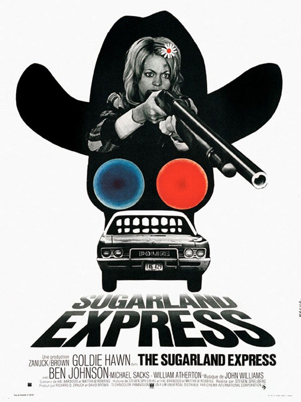 Affiche du film Sugarland Express