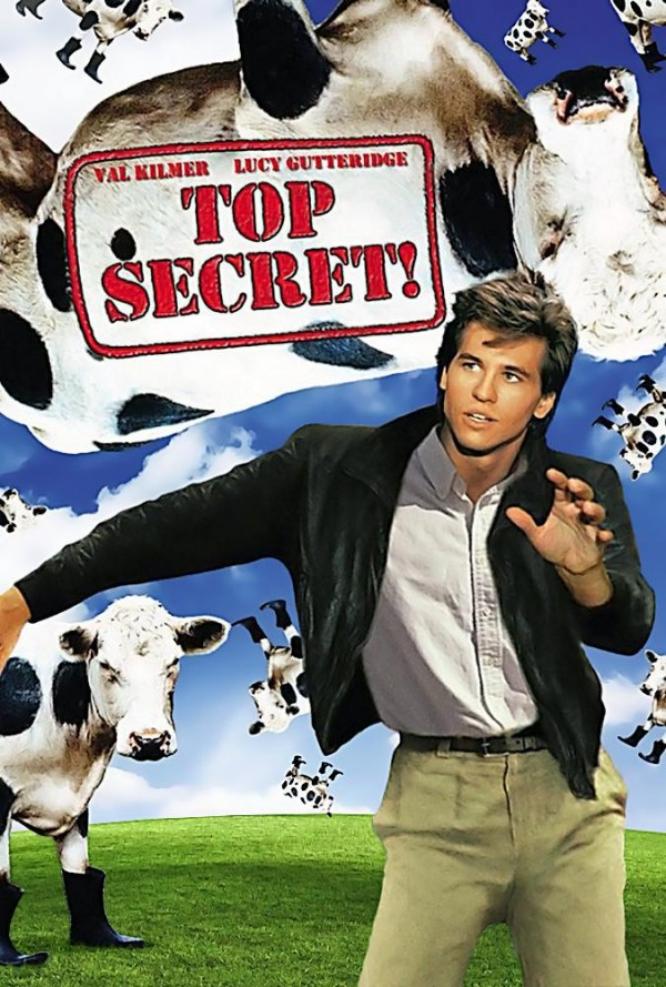 Affiche du film Top secret !