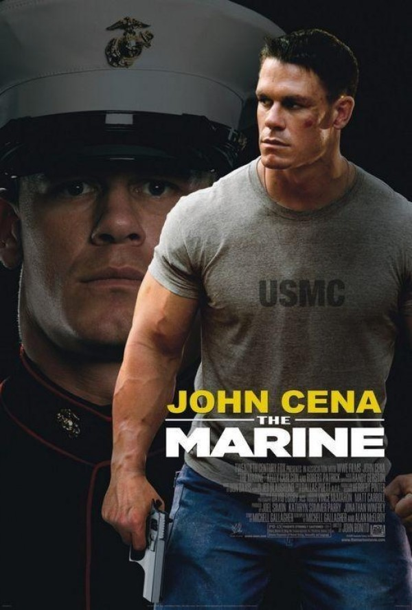 Affiche du film The Marine