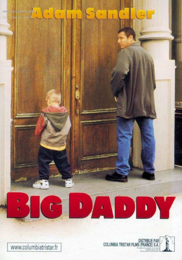 Affiche du film Big Daddy