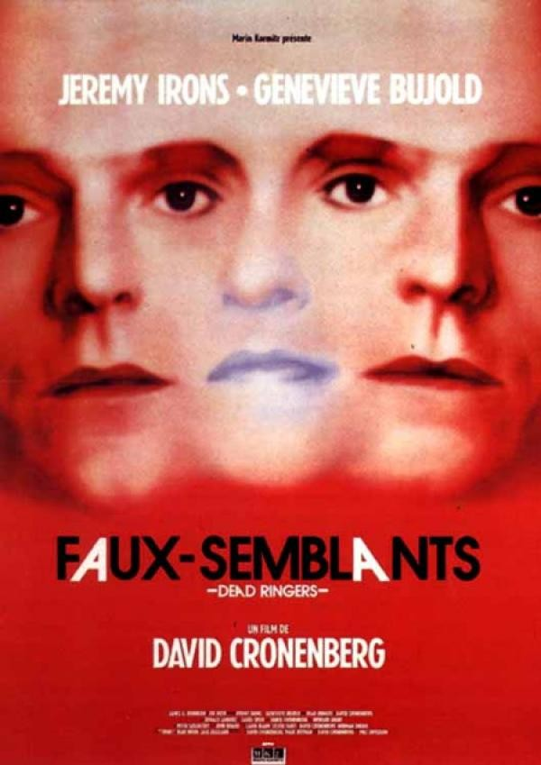 Affiche du film Faux-semblants