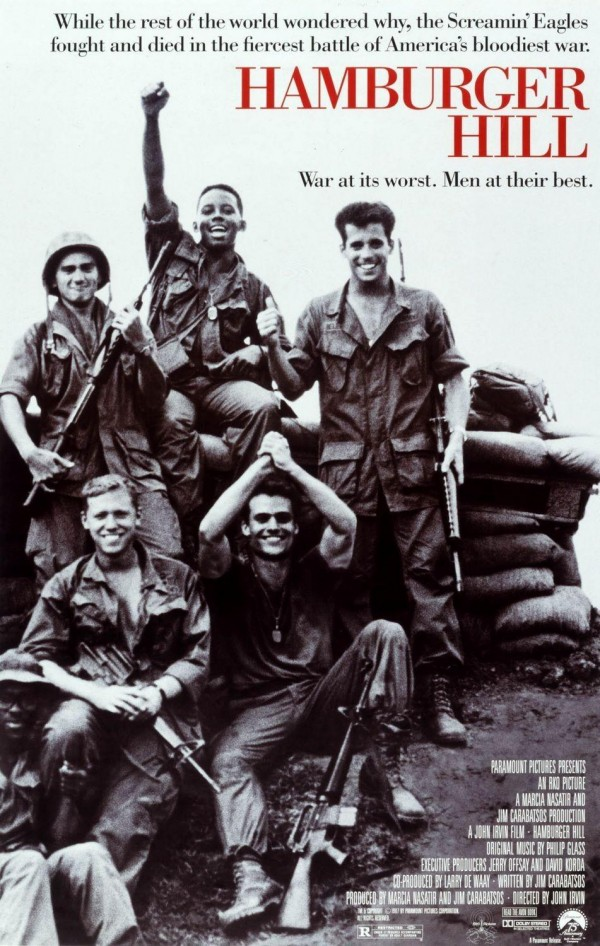 Affiche du film Hamburger Hill