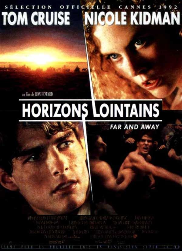 Affiche du film Horizons lointains
