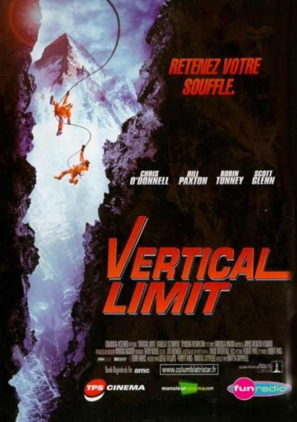 Affiche du film Vertical Limit