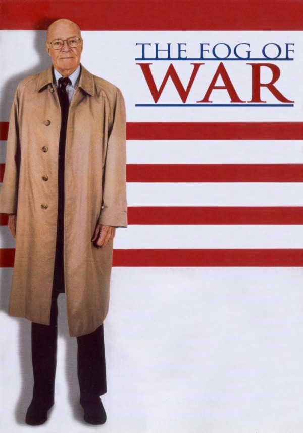 Affiche du film The Fog of War: Eleven Lessons from the Life of Robert S. McNamara