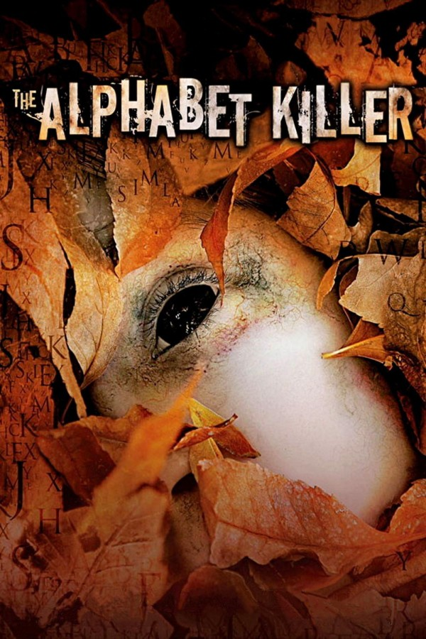 Affiche du film The Alphabet Killer