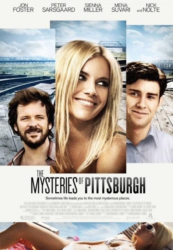 Affiche du film The Mysteries of Pittsburgh