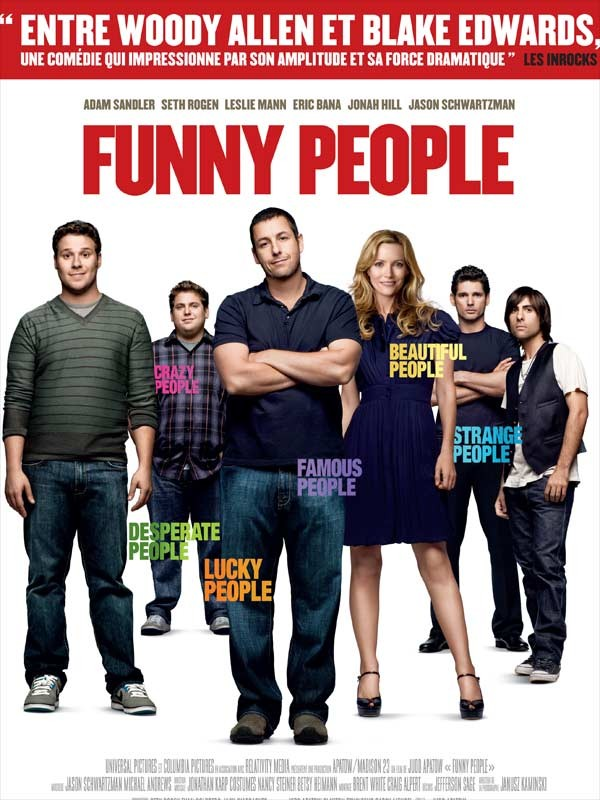 Affiche du film Funny People