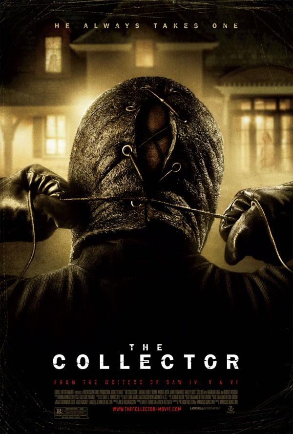 Affiche du film The Collector