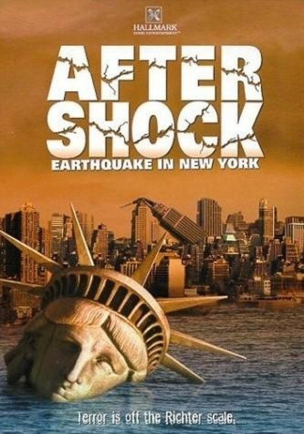 Affiche du film Aftershock: Earthquake in New York