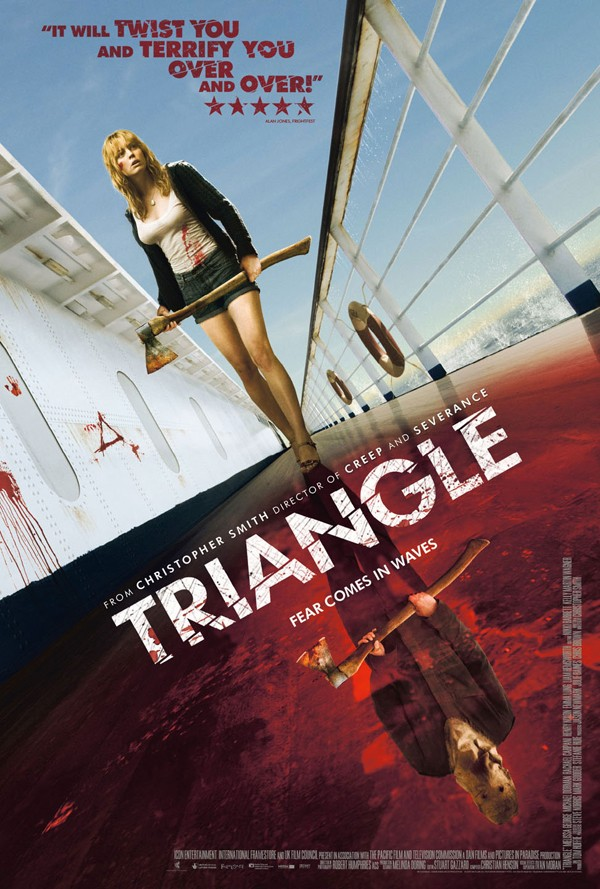 Affiche du film Triangle