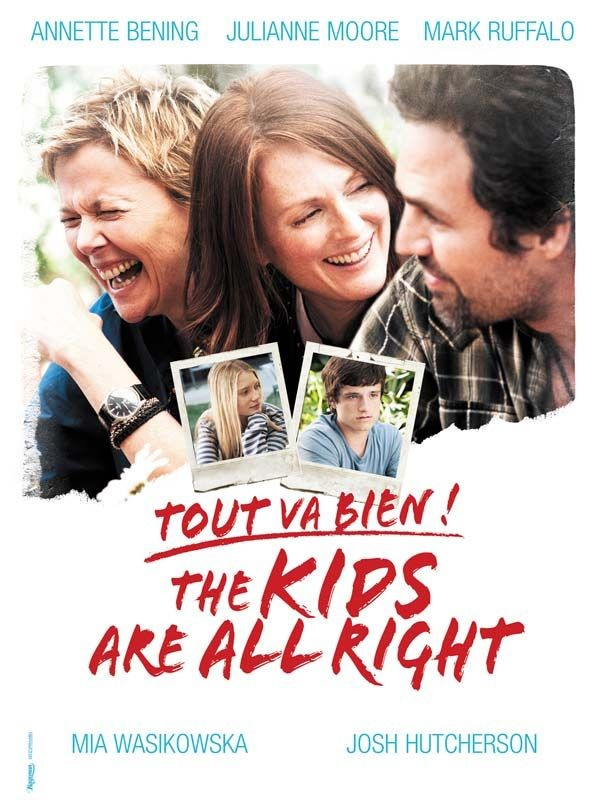 Affiche du film Tout va bien, The Kids Are All Right
