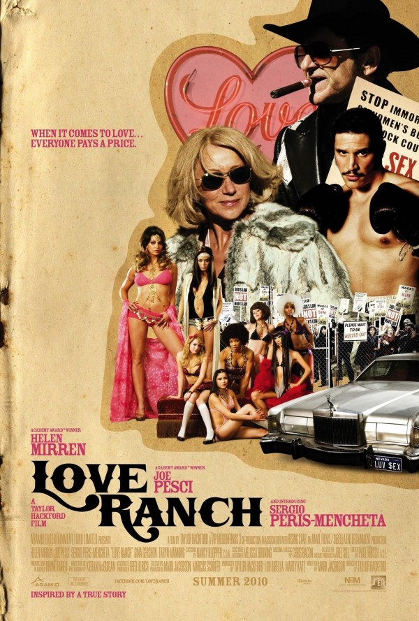 Affiche du film Love Ranch