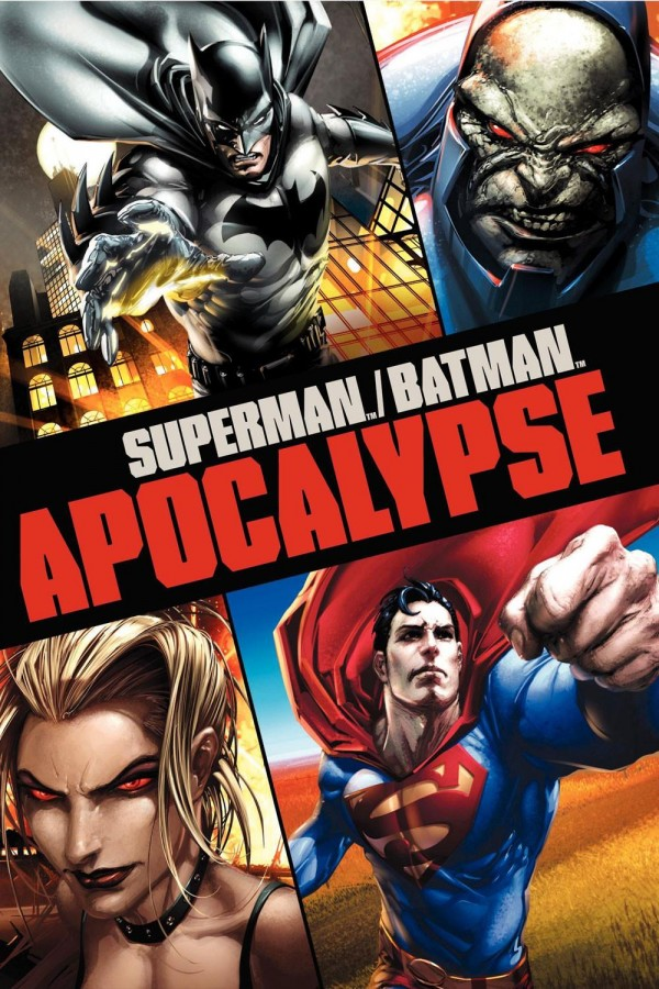 Affiche du film Superman/Batman: Apocalypse