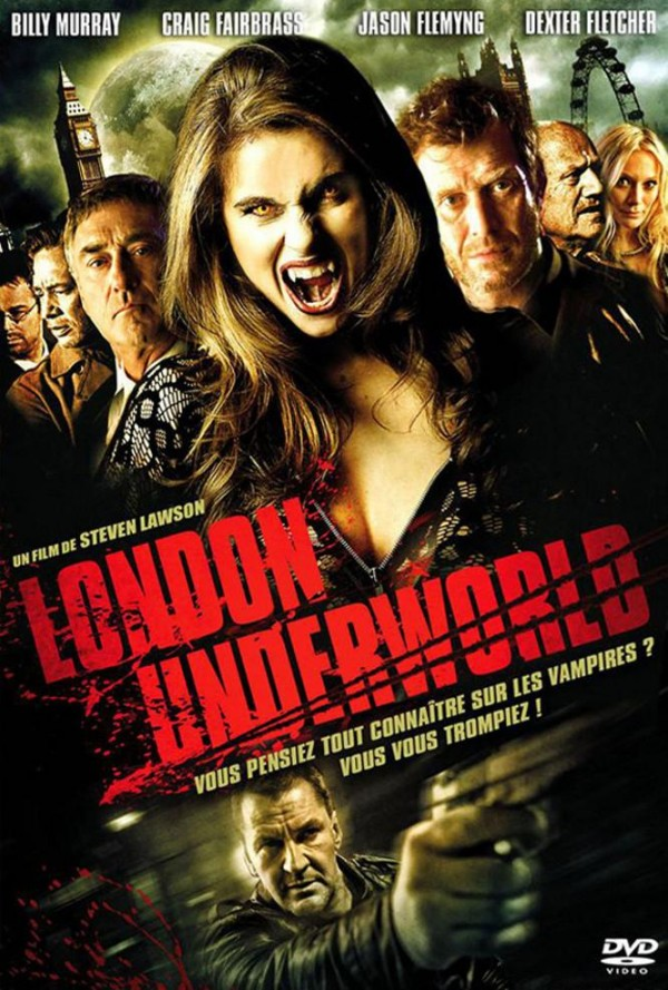 Affiche du film London Underworld