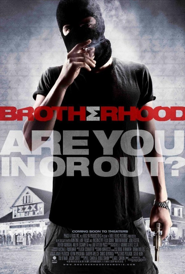 Affiche du film Brotherhood