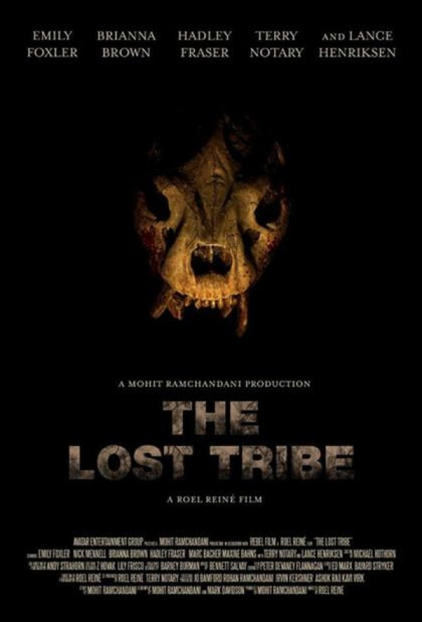 Affiche du film The Lost Tribe