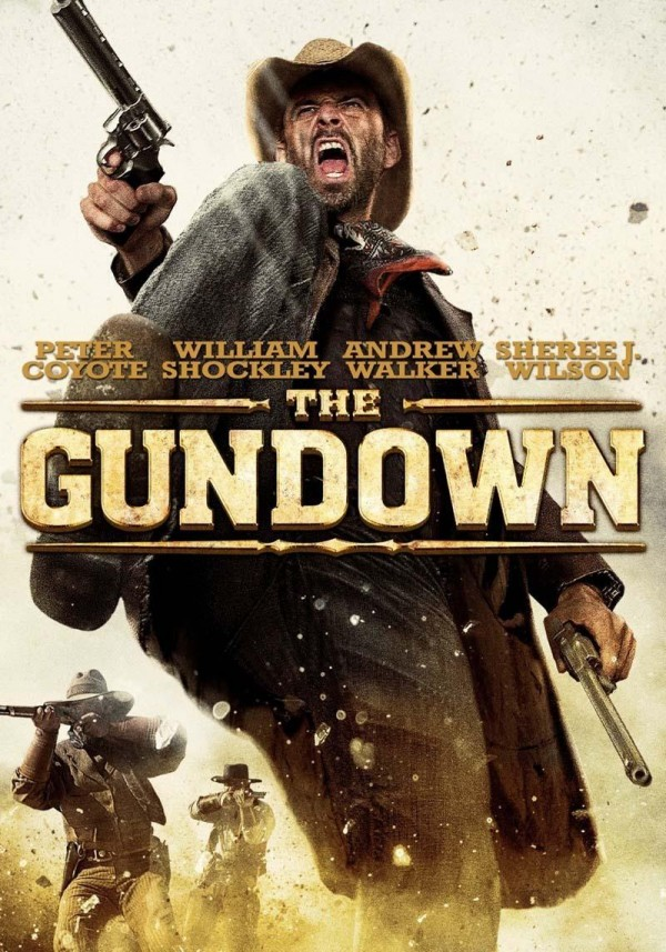 Affiche du film The Gundown