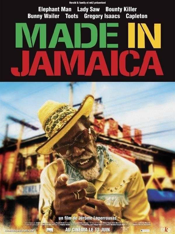 Affiche du film Made in Jamaica